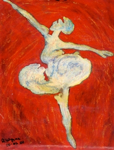 "Richard Wynne, ""Ballerina"""